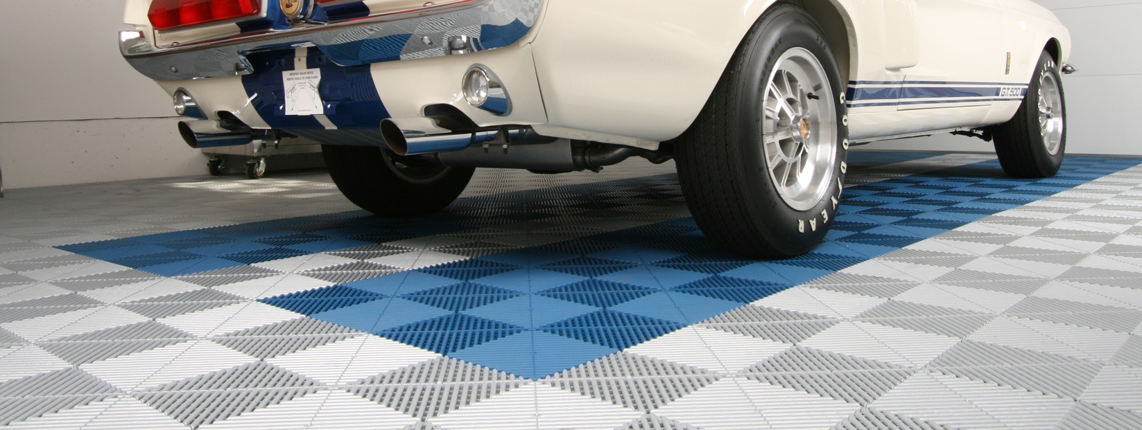 Garage Flooring Tiles Gilbert