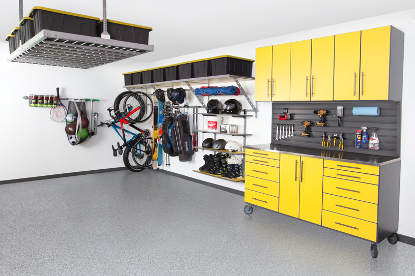 Unique Garage Makeovers in Gilbert